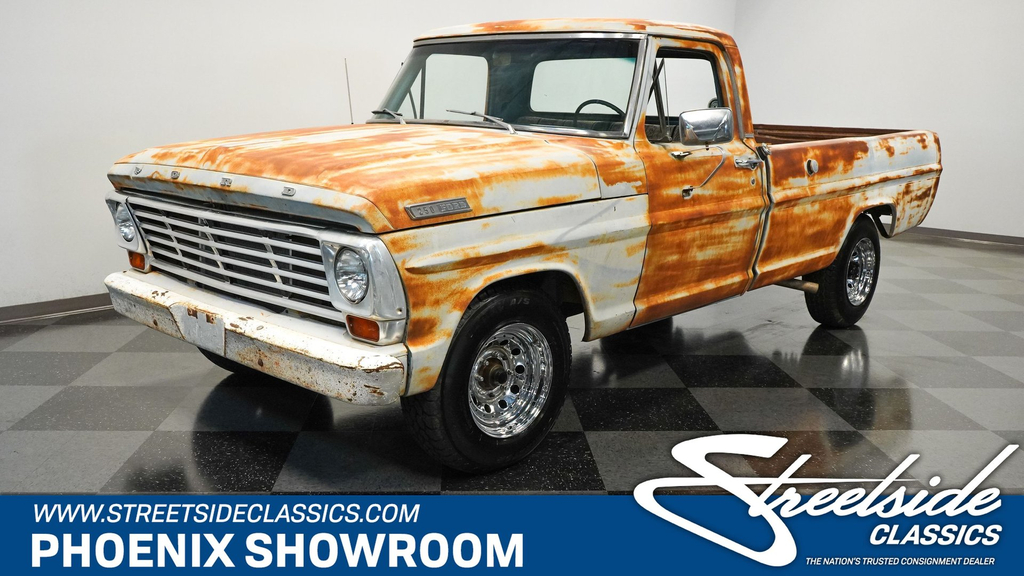 1967 Ford F-250