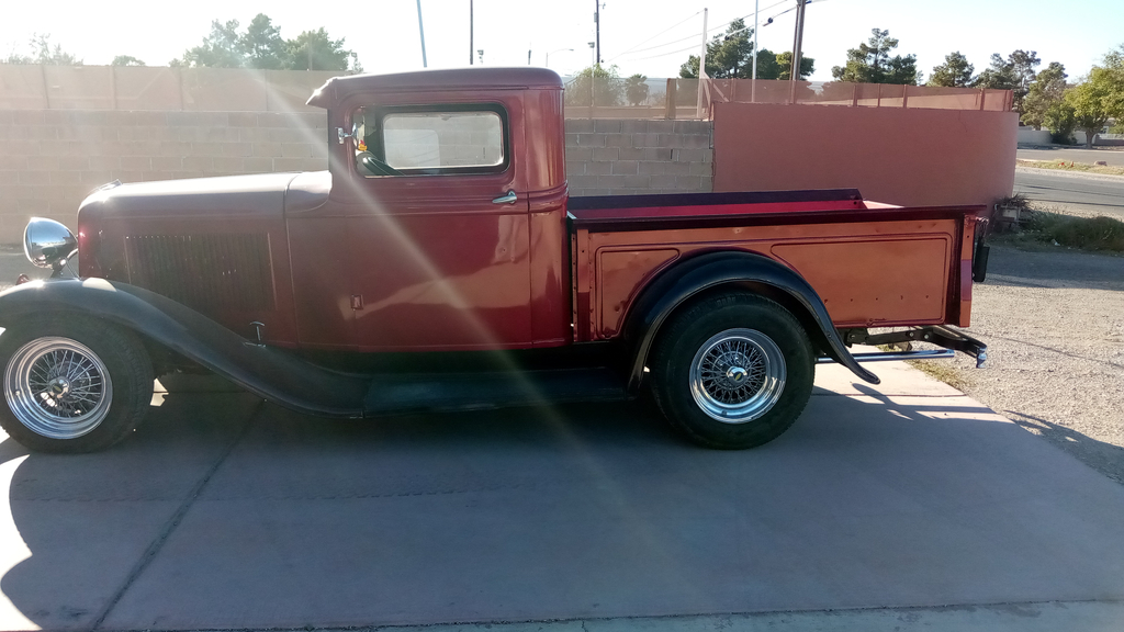 1923 Ford Pick Up